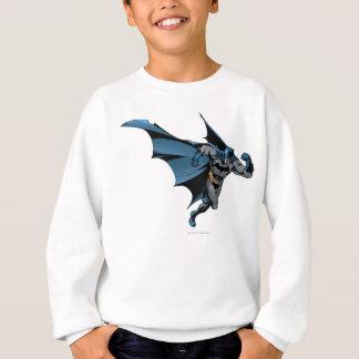 Batman runs with gusto sweatshirt