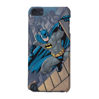 Batman Scenes - Hanging From Ledge iPod Touch 5G Cases