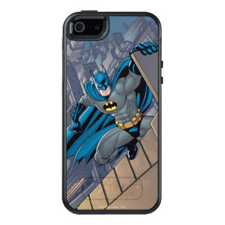 Batman Scenes - Hanging From Ledge OtterBox iPhone 5/5s/SE Case