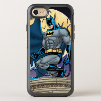 Batman Scenes - Moon Side View OtterBox Symmetry iPhone 8/7 Case