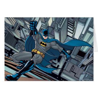 Batman Scenes - Scaling Wall Card
