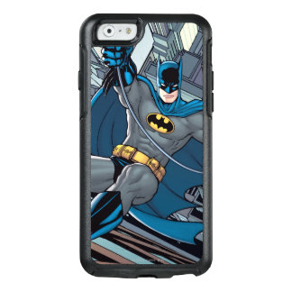 Batman Scenes - Scaling Wall OtterBox iPhone 6/6s Case