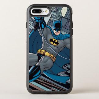 Batman Scenes - Scaling Wall OtterBox Symmetry iPhone 8 Plus/7 Plus Case