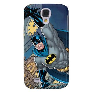 Batman Scenes - Soaring Galaxy S4 Case
