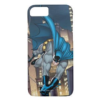 Batman Scenes - Swinging Low iPhone 8/7 Case