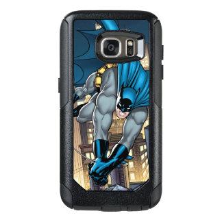 Batman Scenes - Swinging Low OtterBox Samsung Galaxy S7 Case