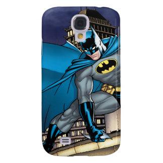 Batman Scenes - Tower Galaxy S4 Case