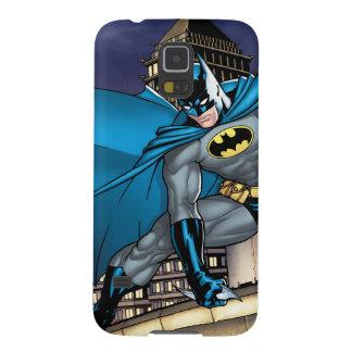 Batman Scenes - Tower Galaxy S5 Covers