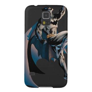Batman Shadowy Profile Galaxy S5 Case