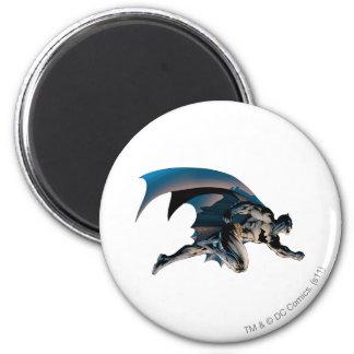 Batman Shadowy Profile Magnet