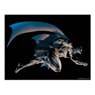 Batman Shadowy Profile Postcard