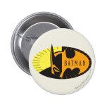 Batman Silhouette Pin