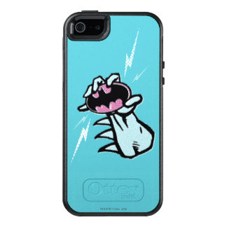 Batman Skate Logo 1 OtterBox iPhone 5/5s/SE Case