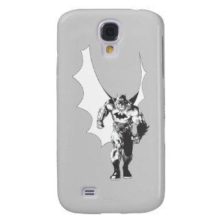 Batman Sketch Galaxy S4 Case