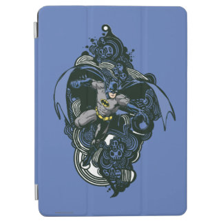 Batman Skulls/Ink Doodle 2 iPad Air Cover