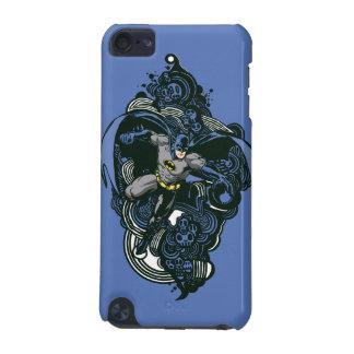 Batman Skulls/Ink Doodle 2 iPod Touch 5G Case