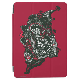 Batman Skulls/Ink Doodle iPad Air Cover