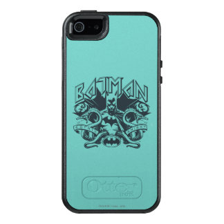 Batman | Snakes Logo OtterBox iPhone 5/5s/SE Case