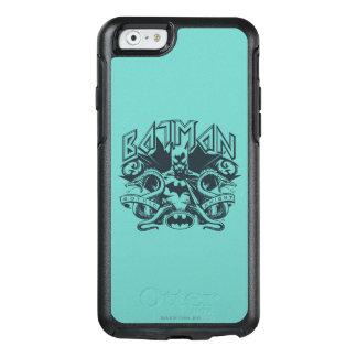 Batman   Snakes Logo OtterBox iPhone 6/6s Case