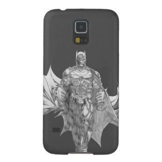 Batman Standing Drawing Case For Galaxy S5