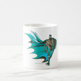 Batman Standing Basic White Mug