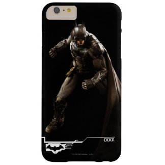 Batman Standing With Cape Barely There iPhone 6 Plus Case