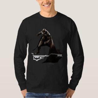 Batman Standing With Cape T-Shirt