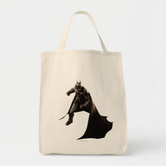 Batman Standing With Cape Tote Bag