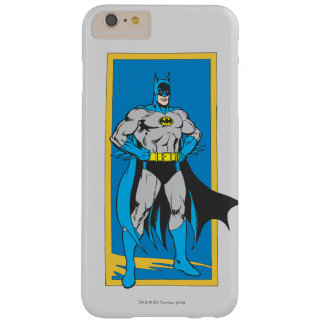 Batman Stands 2 Barely There iPhone 6 Plus Case