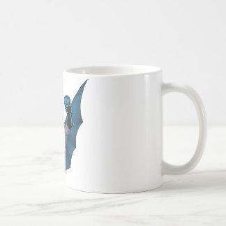 Batman Stands Coffee Mug