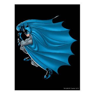 Batman Straight Forward Postcard