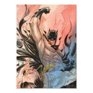 Batman - Streets of Gotham #13 Cover 13 Cm X 18 Cm Invitation Card