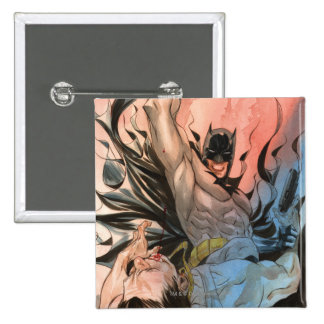 Batman - Streets of Gotham #13 Cover 15 Cm Square Badge