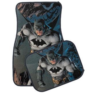 Batman Stride Car Mat