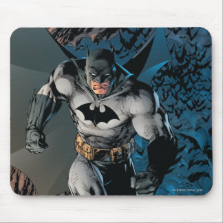 Batman Stride Mouse Mat