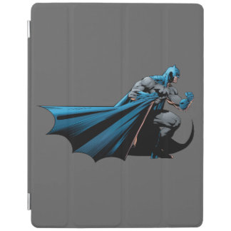 Batman strong look right iPad cover