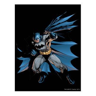 Batman Strong Shadow Postcard