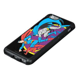 Batman + Superman + Flash OtterBox iPhone 6/6s Case