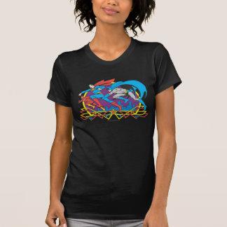 Batman + Superman + Flash Tee Shirt