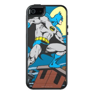 Batman Surveys City OtterBox iPhone 5/5s/SE Case