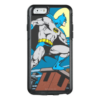 Batman Surveys City OtterBox iPhone 6/6s Case