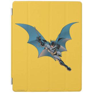 Batman swing  into action iPad cover