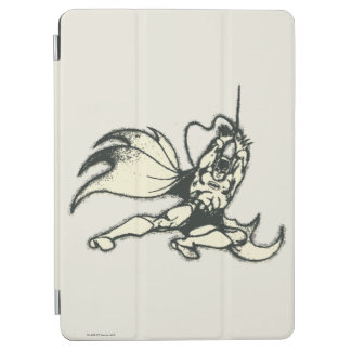 Batman Swinging Grunge iPad Air Cover