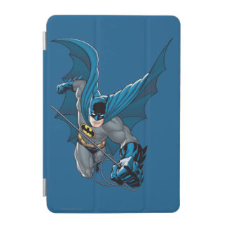 Batman swings from rope iPad mini cover