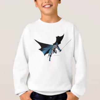 Batman swings with rope sweatshirt
