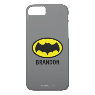 Batman Symbol 2 iPhone 8/7 Case