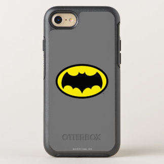 Batman Symbol 2 OtterBox Symmetry iPhone 8/7 Case