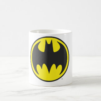 Batman Symbol | Bat Circle Logo Coffee Mug
