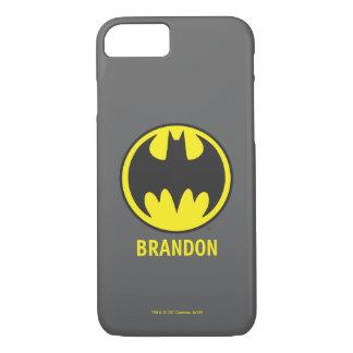 Batman Symbol | Bat Circle Logo iPhone 8/7 Case