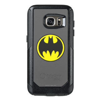 Batman Symbol | Bat Circle Logo OtterBox Samsung Galaxy S7 Case